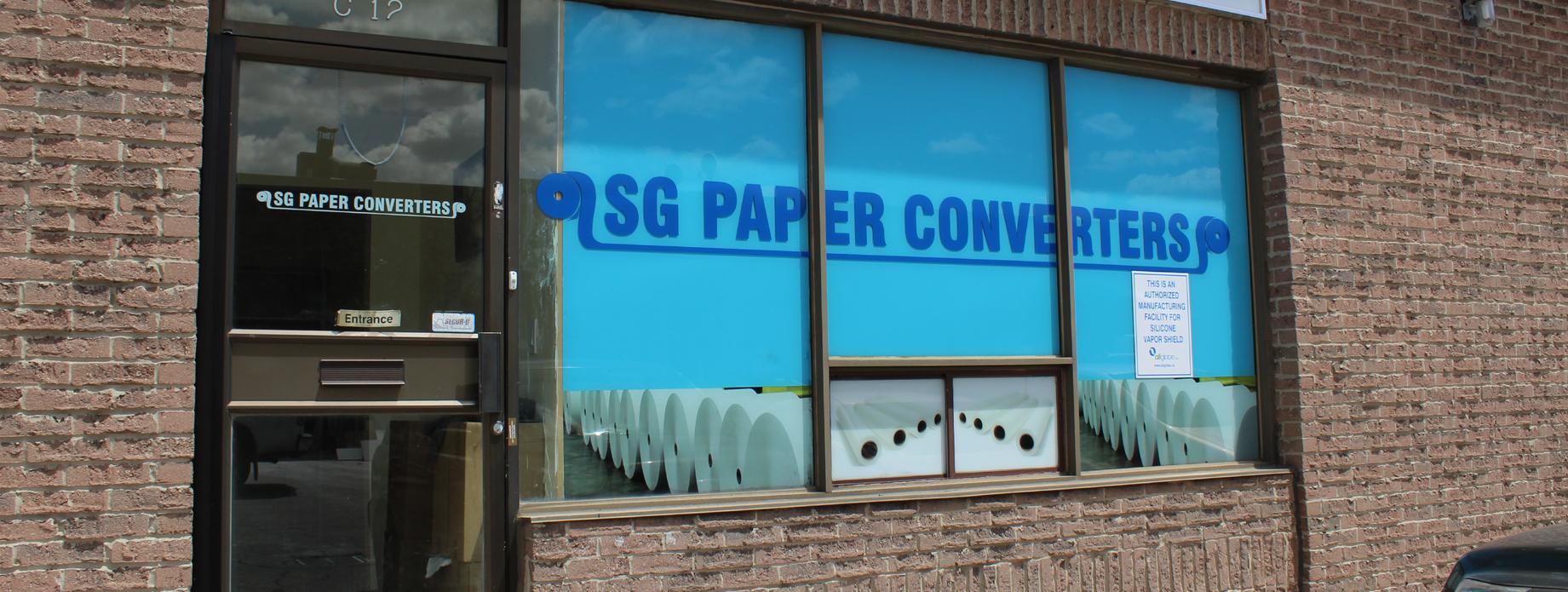 Sg Paper Converters Newsprint Paper Doctors Examination